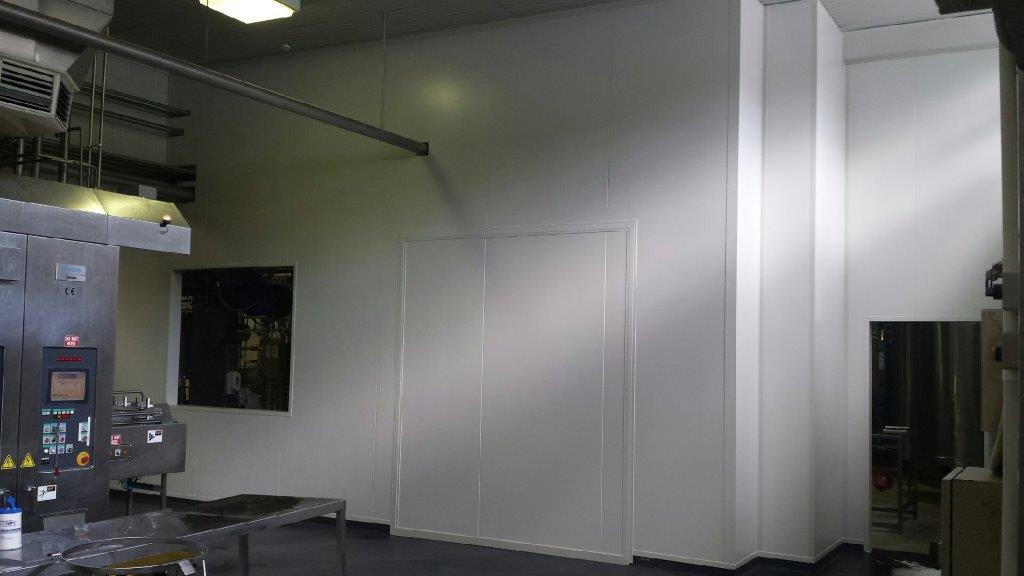 Coolroom Panels Burton Industries