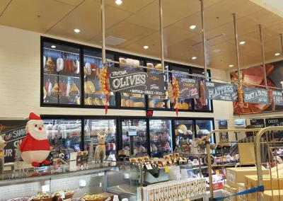 Coles Deli Supermarket Refrigeration